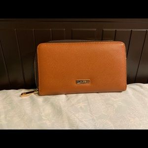 Aldo Medium Light Brown Wallet